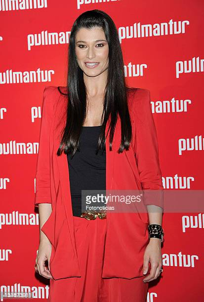Sonia Ferrer attends the launch of 'Viajes Ocio Placer' Pullmantur's Magazine at Oui on March 31 2011 in Madrid Spain