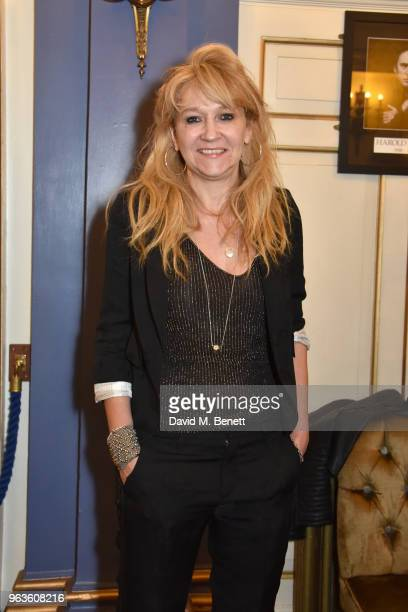 Sonia Friedman arrives at the press night performance of 'Consent' at the Harold Pinter Theatre on May 29 2018 in London England