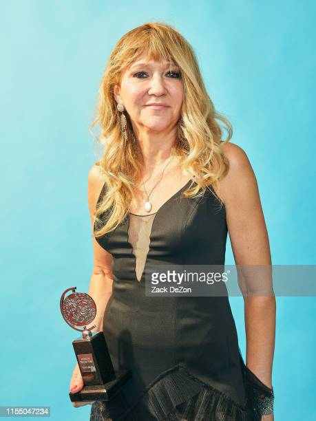 Sonia Friedman of The Ferryman poses for a portrait during the 73rd Annual Tony Awards on June 09 2019 in New York City