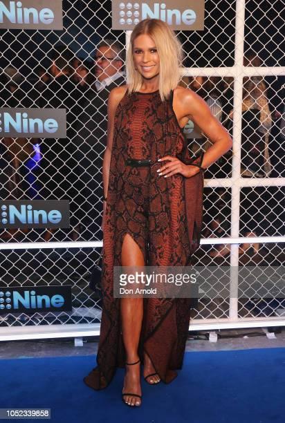 Sonia Kruger attends the 2019 Nine Upfronts on October 17 2018 in Sydney Australia