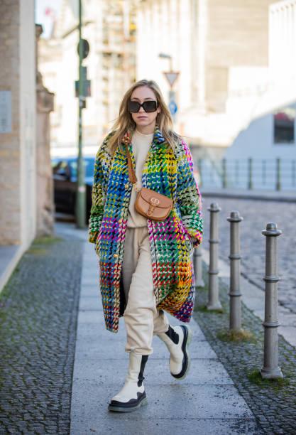 DEU: Street Style - Berlin - January 21, 2021