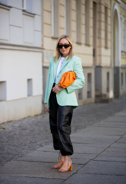 DEU: Street Style - Berlin - June 3, 2020