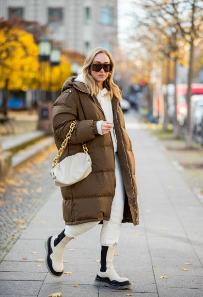 DEU: Street Style - Berlin - November 23, 2020