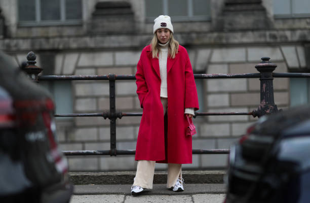 DEU: Street Style - Berlin - January 17, 2021