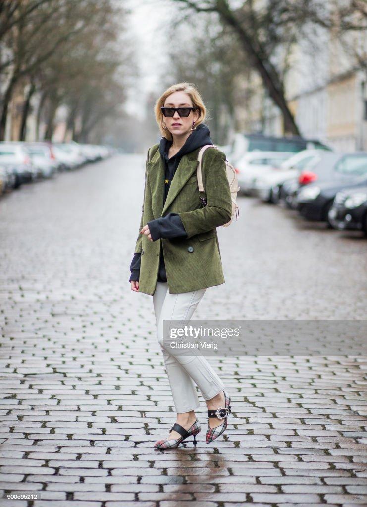 314c04b405 Street Style In Berlin - January 2