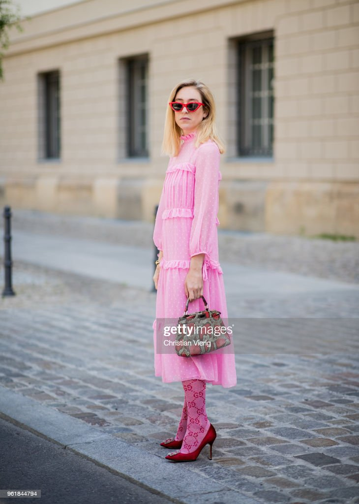 Street Style - Berlin - May 23, 2018 : Photo d'actualité