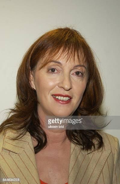 Sonia Mikich Journalistin Autorin D Chefredakteurin vom ARD PolitMagazin 'Monitor'