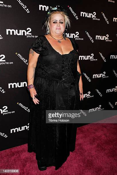 Sonia Pizarro attends the premiere of mun2's 'I Love Jenni' Season 2 at My House on March 1, 2012 in Hollywood, California.