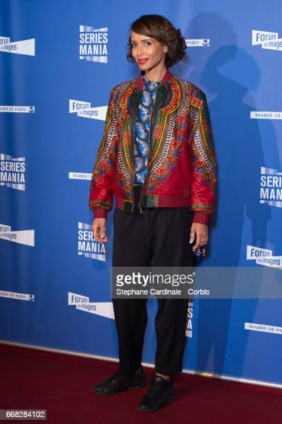 Sonia Rolland attends the 'Series Mania Festival' opening night at Le Grand Rex on April 13 2017 in Paris France