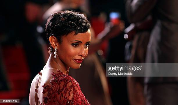 Sonia Rolland attends the Timbuktu Premiere at the 67th Annual Cannes Film Festival on May 15 2014 in Cannes France
