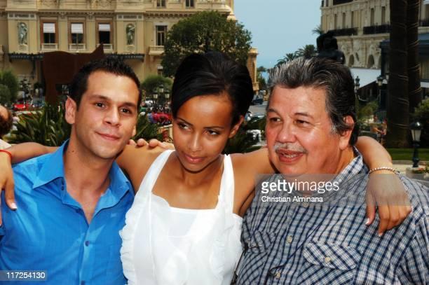Sonia Rolland during 44th Monte Carlo Television Festival Lea Parker Photocall in Monte Carlo Monaco