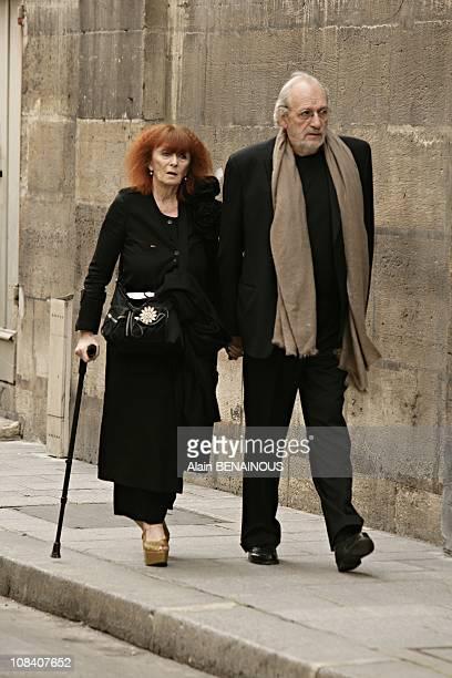 Sonia Ryckel in Paris France on June 04 2007