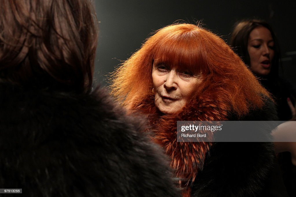 Sonia Rykiel - PFW - Ready To Wear - Fall/Winter 2011 - Backstage : Photo d'actualité