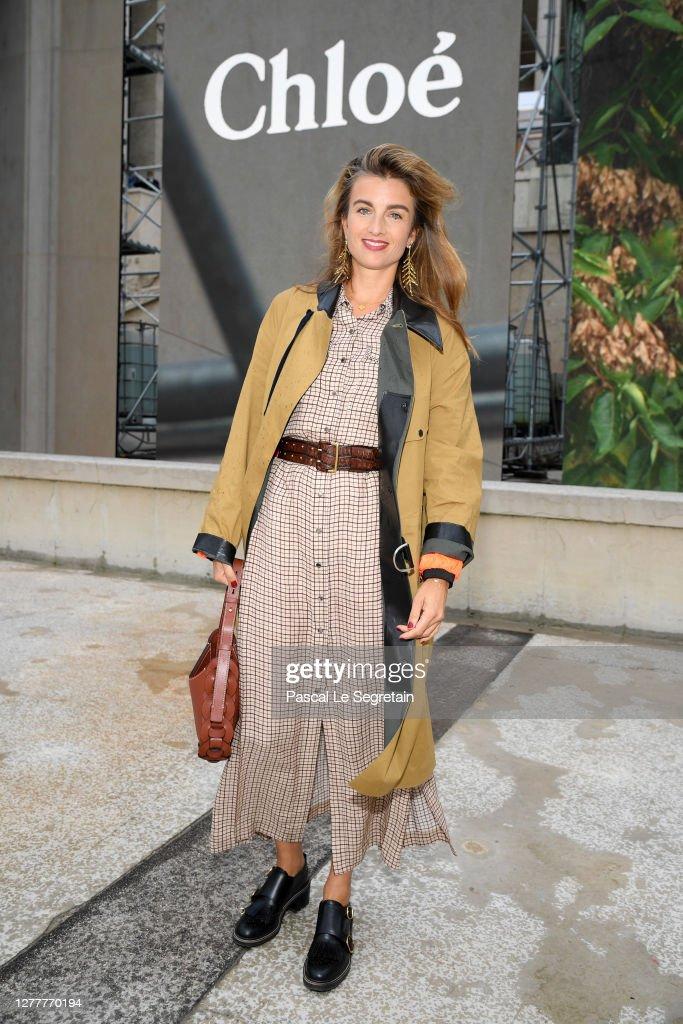 Chloe : Vip Arrivals -  Paris Fashion Week - Womenswear Spring Summer 2021 : ニュース写真