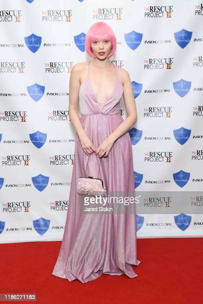 Sonia Trzewikowska attends The 3rd Annual Vision 2020 Ball By The Rescue Project Haven Hands Inc Brought To You By AMAZZZING HUMANS at 4W43 on...