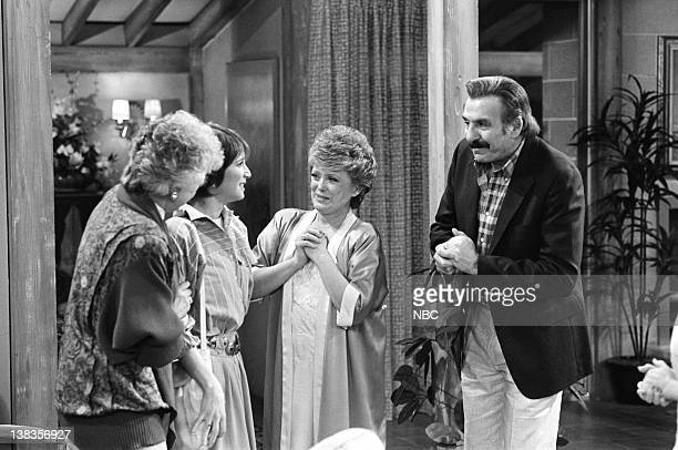 GIRLS SoninLaw Dearest Episode 23 Pictured Bea Arthur as Dorothy Petrillo Zbornak Deena Freeman as Kate Rue McClanahan as Blanche Devereaux Herb...
