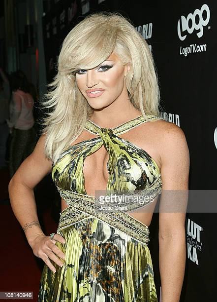 Sonique attends RuPaul's Drag Race Season 3 Premiere Party sponsored by ABSOLUT at RAGE Nightclub on January 18 2011 in West Hollywood California