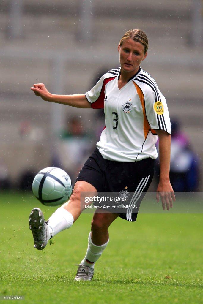 Sonja Fuss soccer uefa european s chionship 2005 b germany