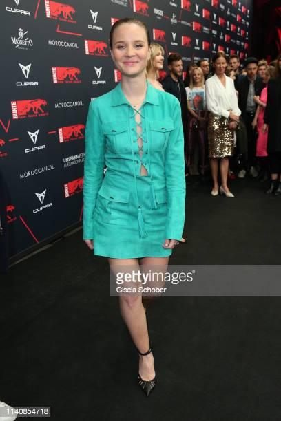 Sonja Gerhardt during the Bunte New Faces Award Film at Umspannwerk Alexanderplatz on May 2 2019 in Berlin Germany