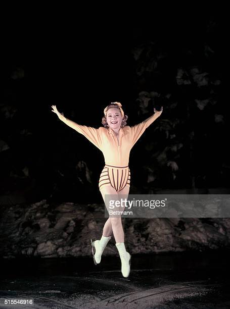 Sonja Henie Norwegianborn American figure skater who won the world amateur championship for women ten consecutive years and three gold medals in the...