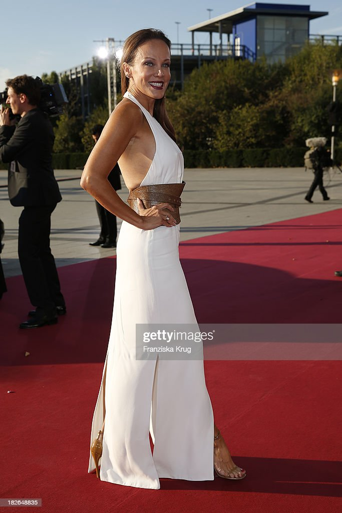 Deutscher Fernsehpreis 2013 - Red Carpet Arrivals