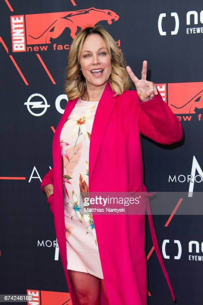 Sonja Kirchberger attends the New Faces Award Film at Haus Ungarn on April 27 2017 in Berlin Germany