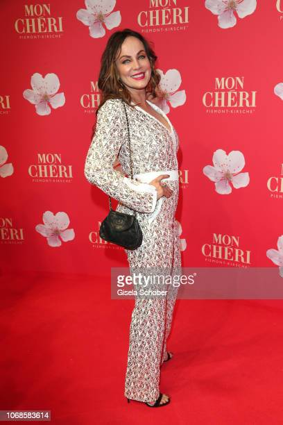 Sonja Kirchberger during the Mon Cheri Barbara Tag at Alte Bayerische Staatsbank on December 4 2018 in Munich Germany