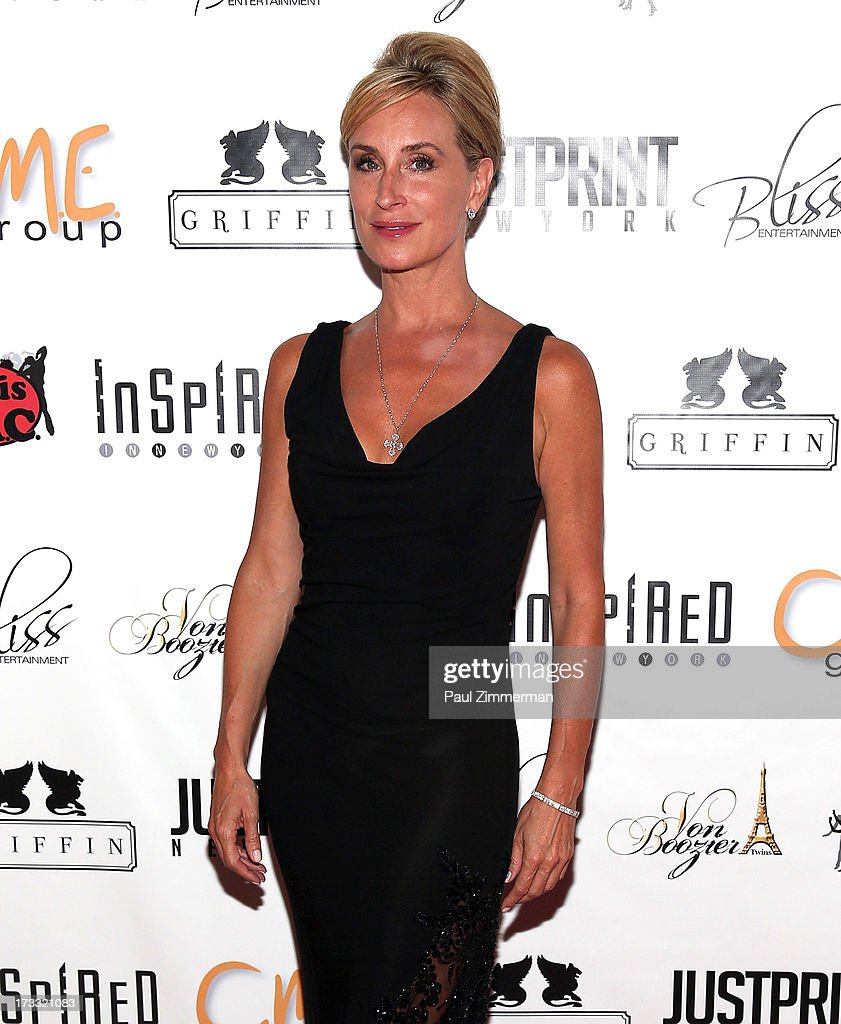 Sonja Morgan attends 'Inspired In New York' event on July 11, 2013 in New York, United States.