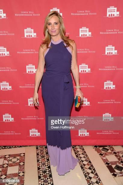 Sonja Morgan attends LNHN Honours Geoffrey Bradfield and John Manice at Cipriani 42nd Street on April 18 2017 in New York City