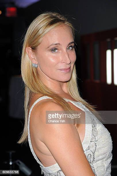 Sonja Morgan attends the 2nd annual Magic Bus Gala at Three Sixty on September 21 2016 in New York City