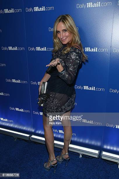 Sonja Morgan attends the DailyMailcom's Seriously Scary Halloween Party With Kesha on October 27 2016 in New York City