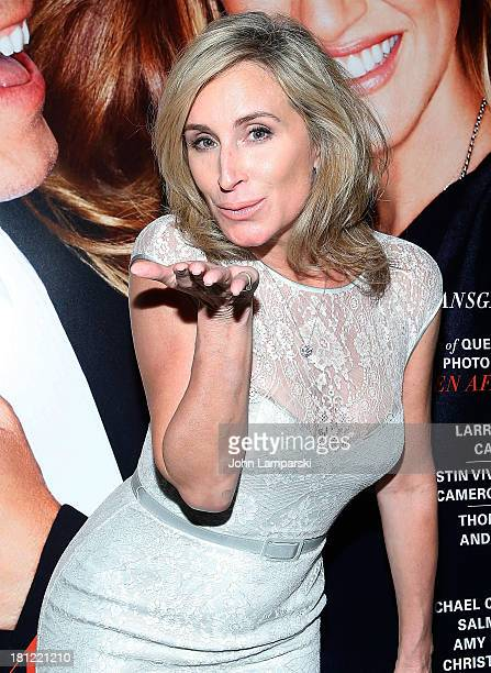 Sonja Morgan attends the FOUR TWO NINE Magazine Launch Party at No 8 on September 19 2013 in New York City