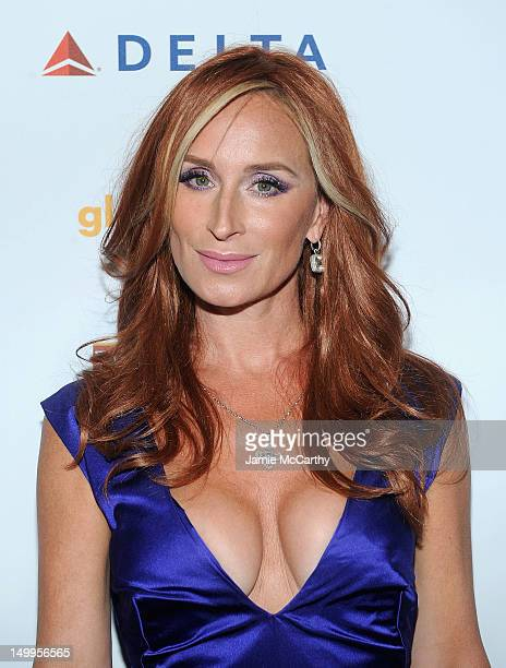 Sonja Morgan Attends The Glaad Manhattan Summer Event At Humphrey At The Eventi Hotel On August