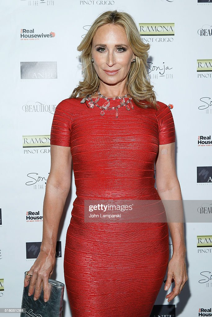 """""""The Real Housewives Of New York City"""" Season 8 Premiere Party"""