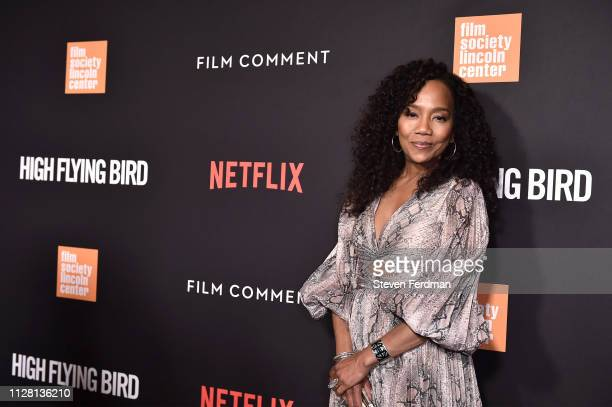 Sonja Sohn attends the Netflix High Flying Bird Film Comment Select Special Screening at Walter Reade Theater on February 07 2019 in New York City