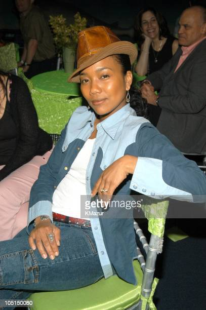 Sonja Sohn during Sex and the City Sixth Season Premiere After Party at American Museum of Natural History in New York City New York United States