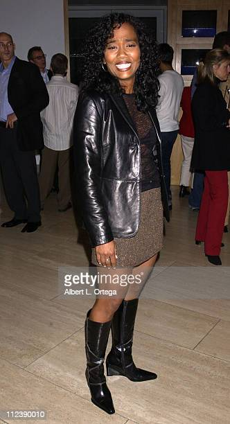Sonja Sohn during The Museum of Television Radio Seminar 'Playing Gay in Primetime' in Association With GLAAD at The Museum of Television Radio in...