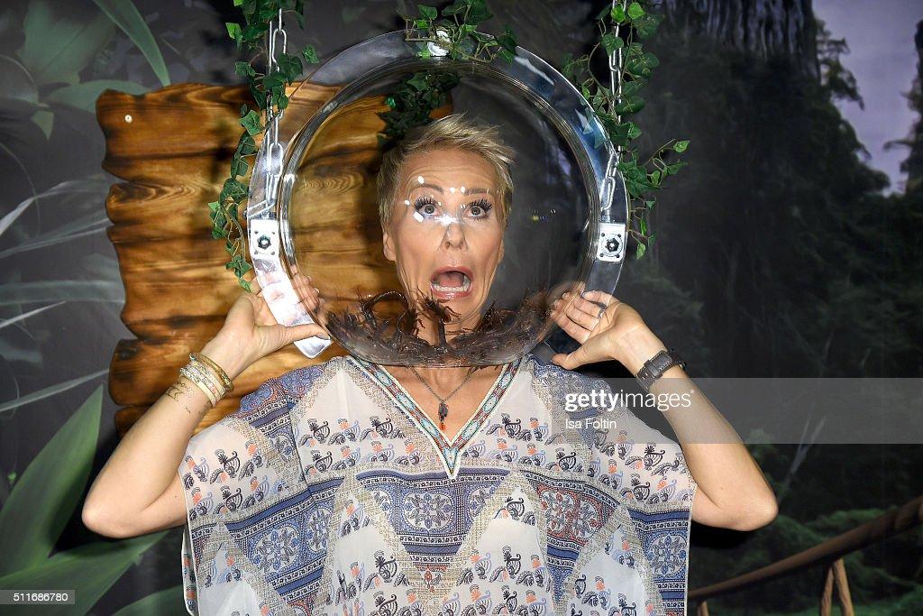Sonja Zietlow Presents Her Own Wax Figure At Madame Tussauds In Berlin : Nachrichtenfoto