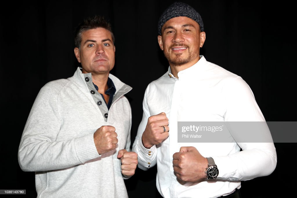 Sonny Bill Williams Press Conference