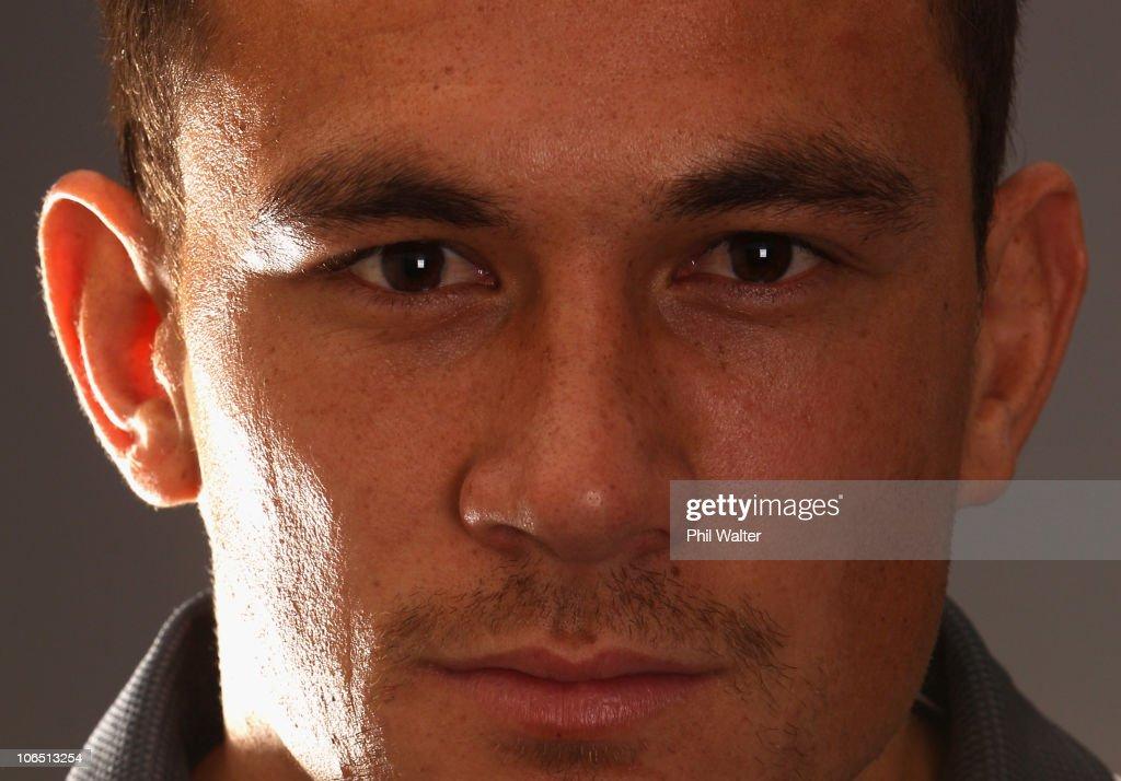 New Zealand All Blacks Portrait Session : News Photo