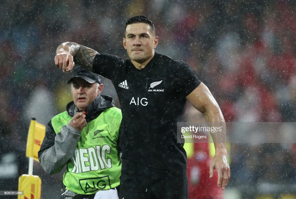 New Zealand v British & Irish Lions : News Photo