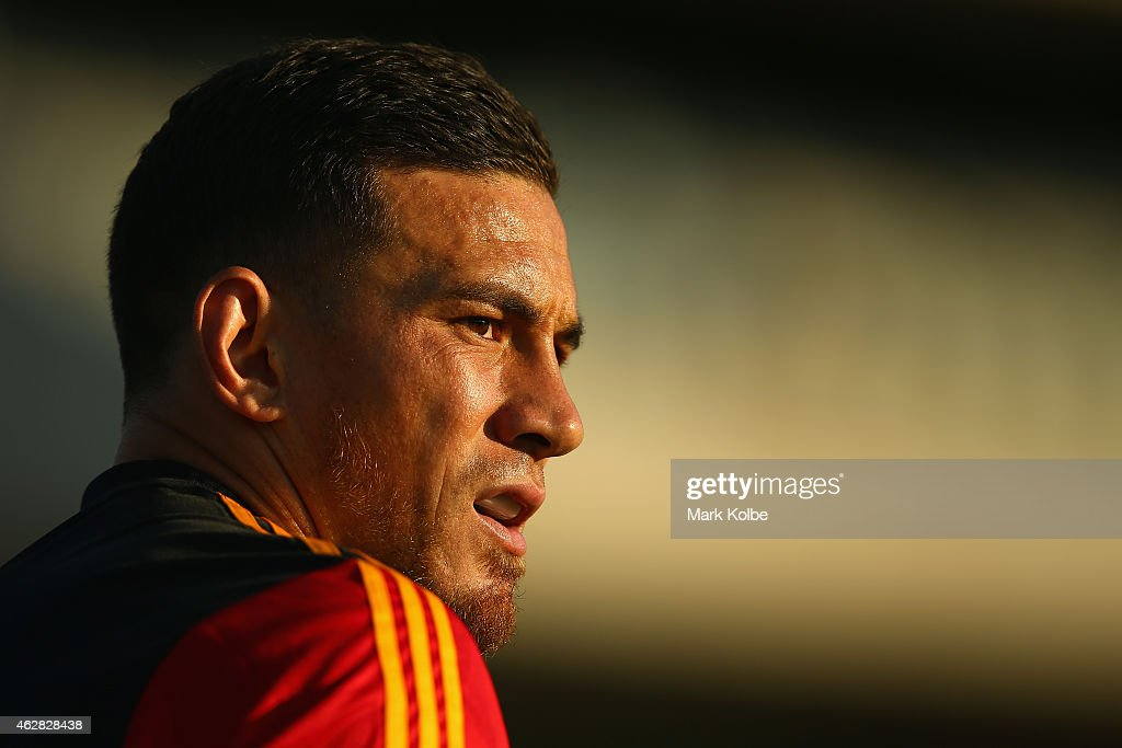 Waratahs v Chiefs - Trial Match : News Photo