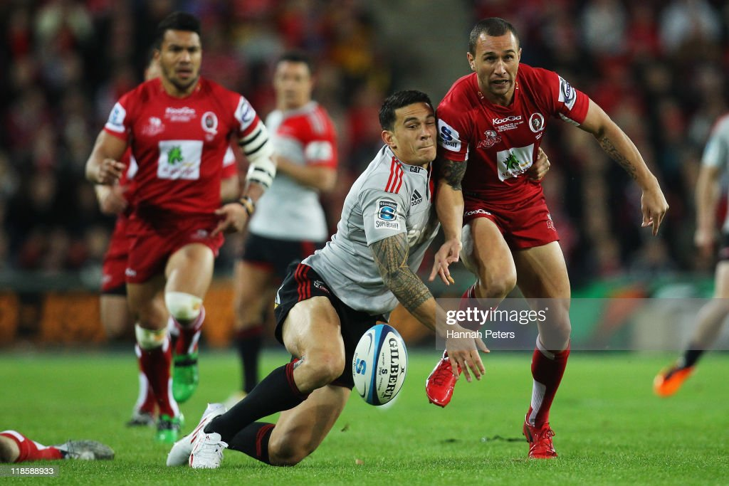 2011 Super Rugby Grand Final - Reds v Crusaders