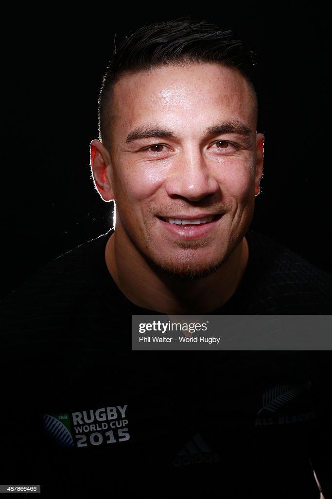 New Zealand Portraits - RWC 2015 : News Photo