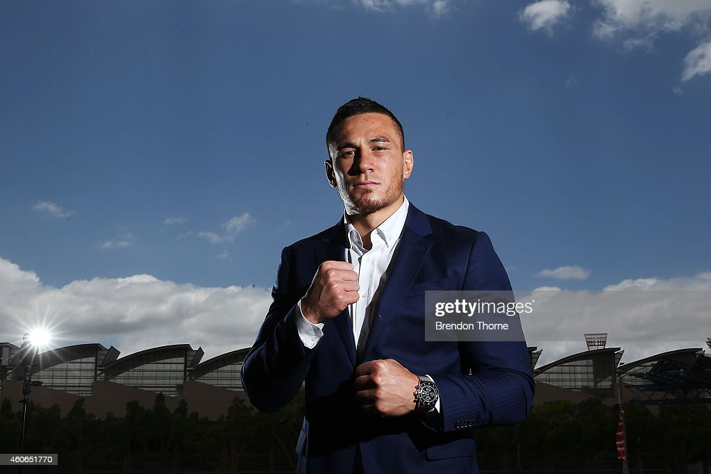 Sonny Bill Williams & Quade Cooper Press Conference