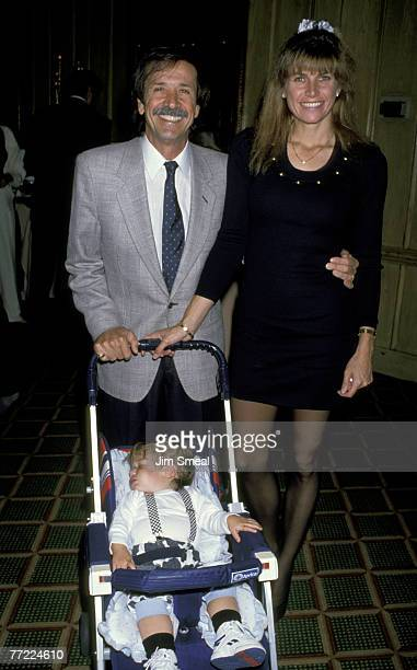 Sonny Bono wife Mary Bono and son Chesare Elan