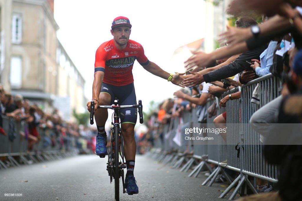 Cycling: 105th Tour de France 2018 / Team Presentation : ニュース写真