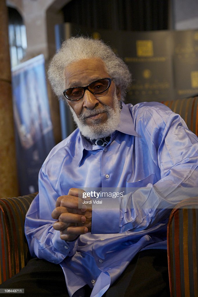 Sonny Rollins Press Conference At Hotel Casa Fuster In Barcelona