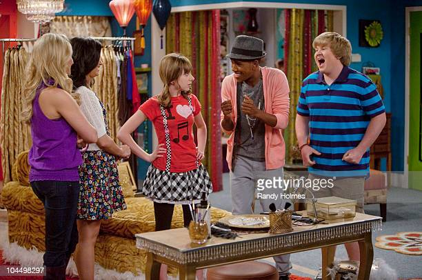 CHANCE Sonny with 100% Chance of Meddling When Sonny discovers that Zora has a crush on the actor who plays young Mackenzie on Mackenzie Falls she...