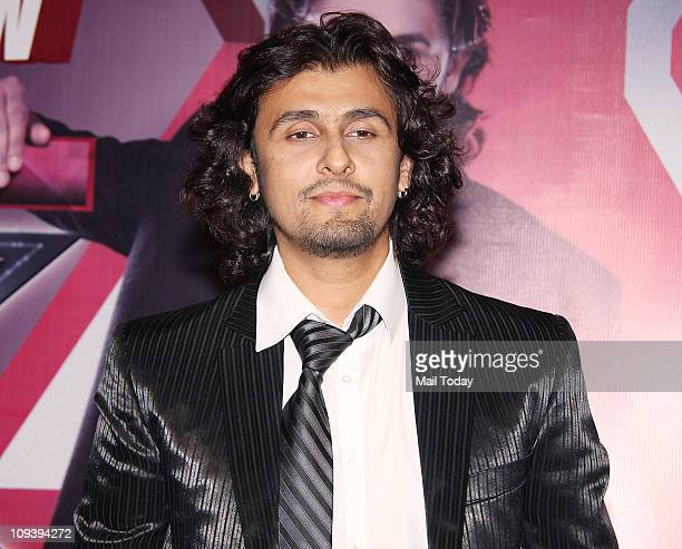 Sonu Nigam At X Factor Music Reality Show Press Conference Niigaam Will Judge